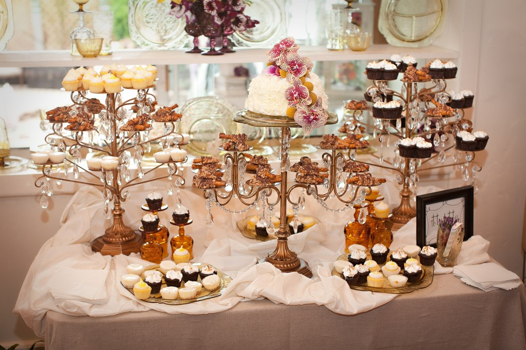 I Do How To S Mini Dessert Station Lvl Weddings Amp Events