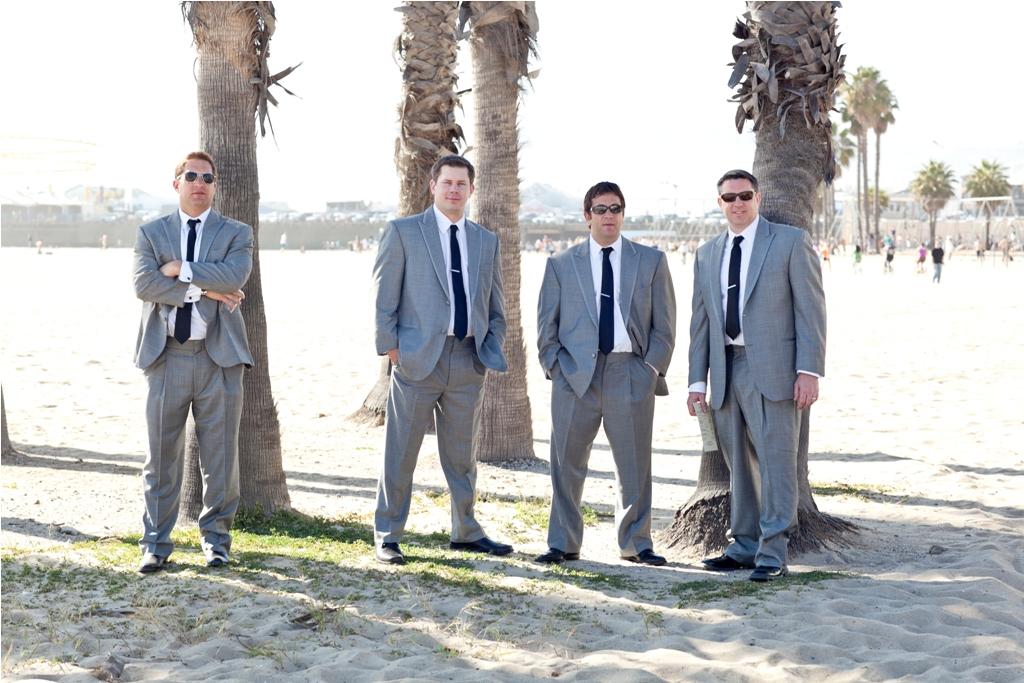 I Do {How To\'s}: Santa Monica Beach Wedding Ceremony - LVL ...
