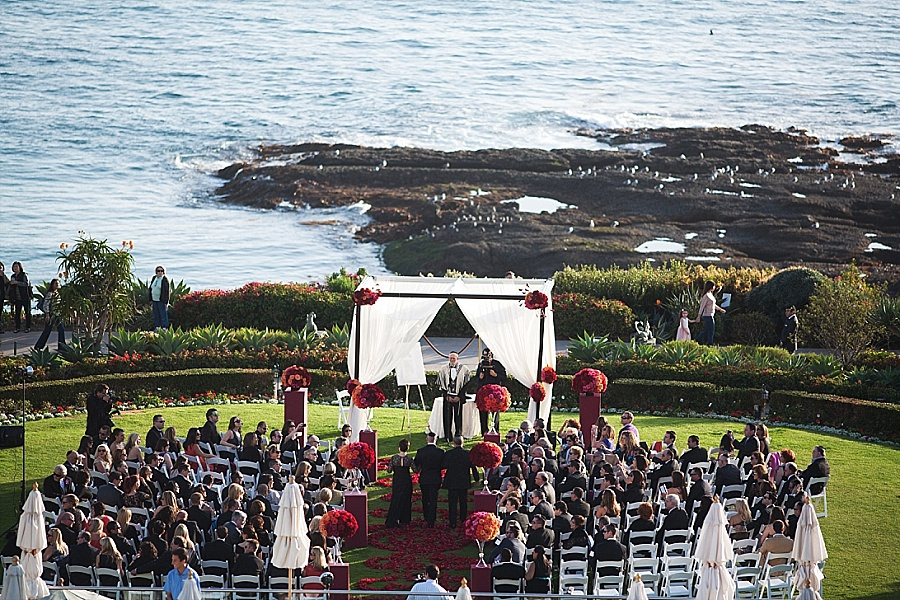 Montage Laguna Beach Wedding Lvl Weddings Events