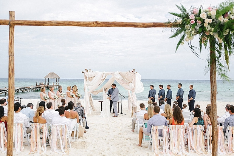Tag Viceroy Riviera Maya Wedding Destination Heidi Jason Part 2 Featured On Style Me Pretty