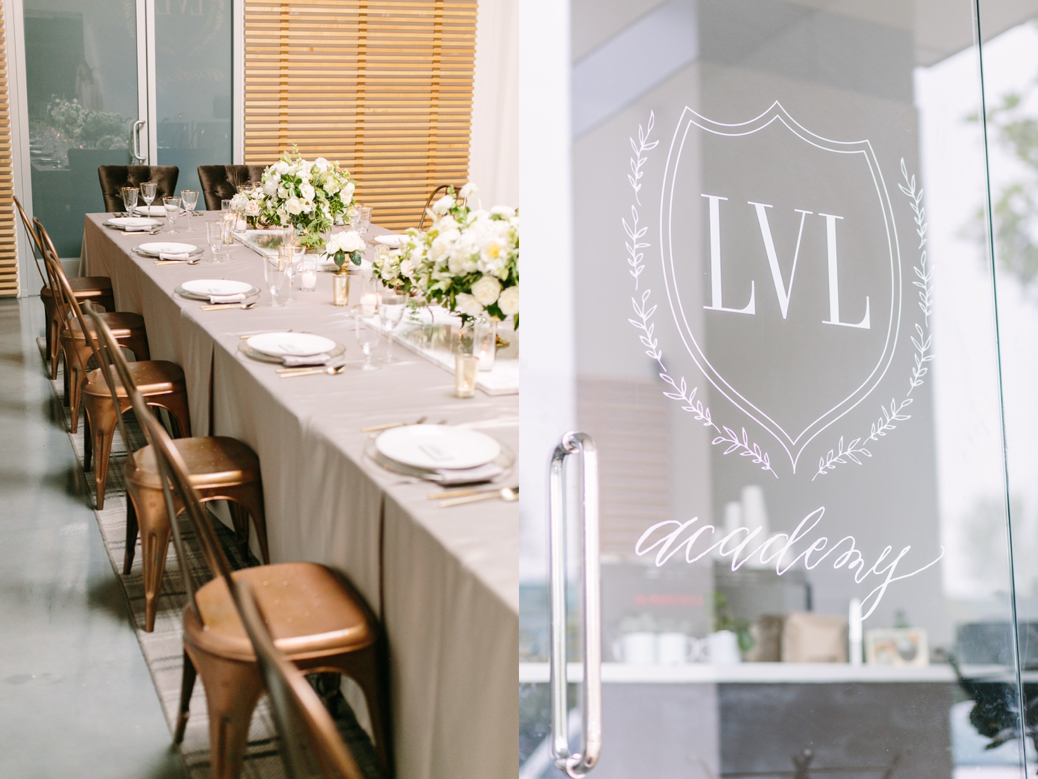 LVL Weddings and Events LVL Academy