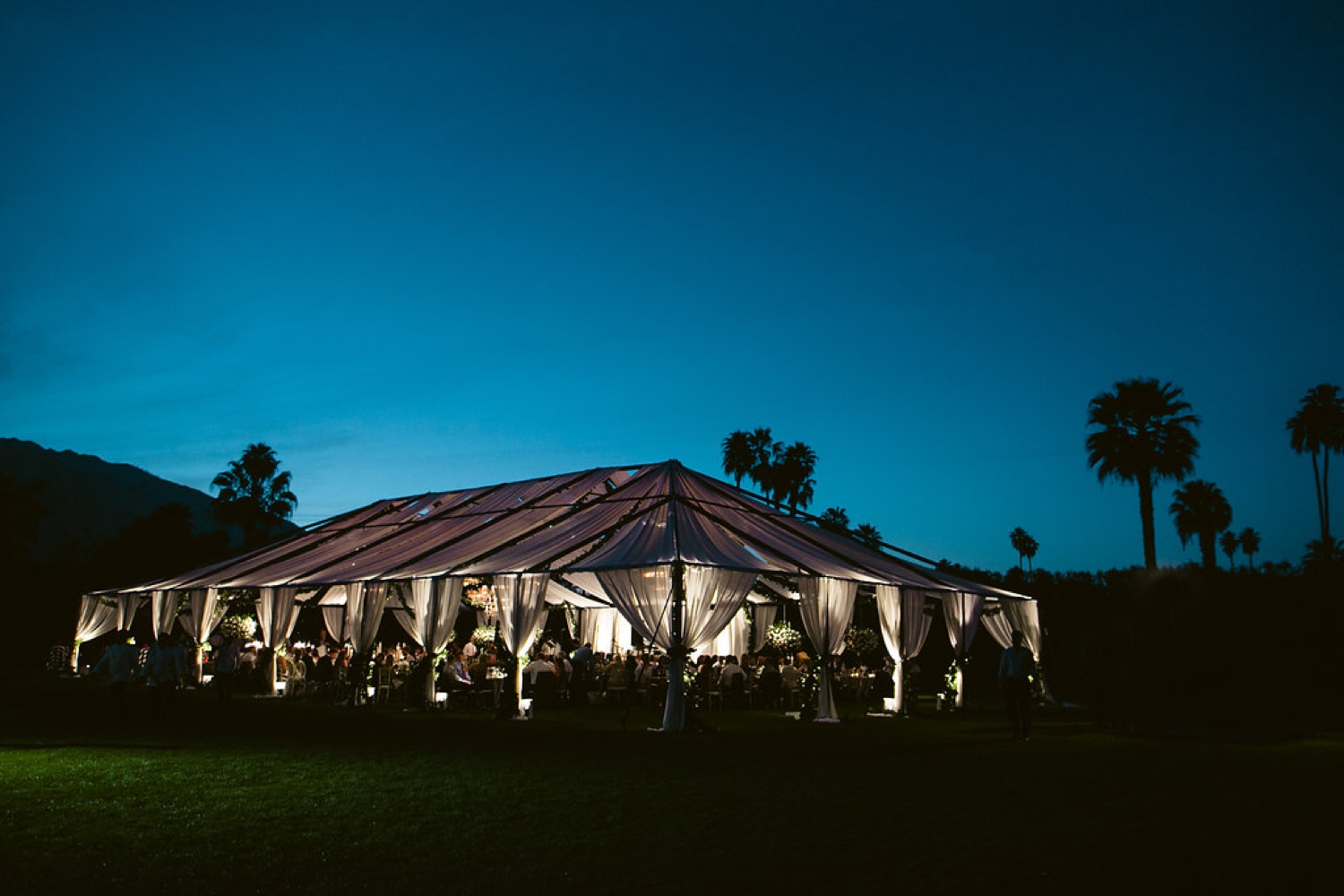 LVL Weddings and Events Parker Palm Springs