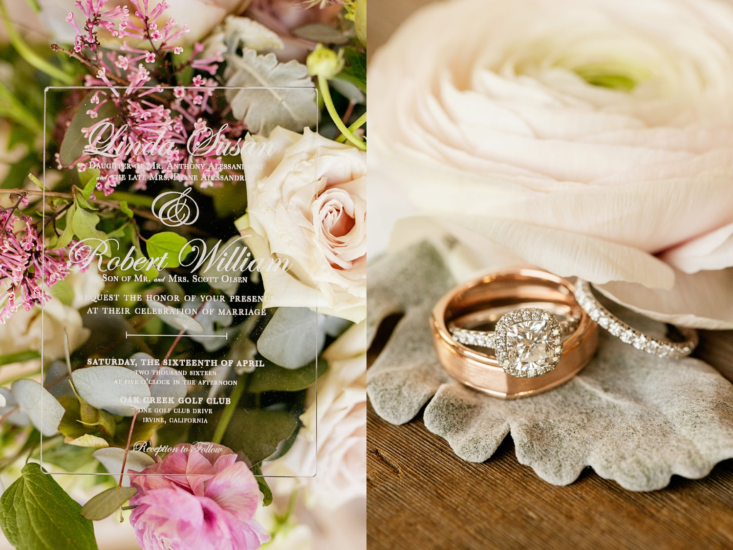 349f89c45ec Venue  Oak Creek Golf Club Wedding Planner Heather of LVL Weddings   Events  Photography Chard Photo Video Love and You Studios Beauty Design Visage  Florals ...